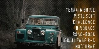 Rassemblement Land Rover - 10e Goutte d'huile