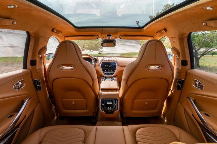 2020-Aston-Martin-DBX Nouveau SUV Anglais