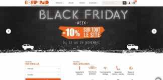 Equip raid black Friday