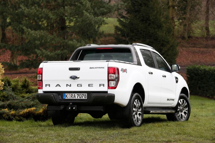 ford-range pick up de l'année