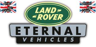 Land Eternal rassemblement Land Rover Guinness book