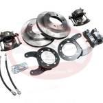 Toyota kit de freins à disques pour Série 4 Land cruiser