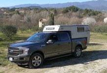 Evasio Camper Cellules pour Dodge Ram et Ford F-150