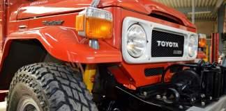pour les 4x4 Toyota Serie 4