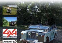 Landarmagnac Rassemblement Land Rover 2020
