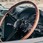 Land Rover volant bois Exmoor Trim