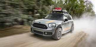 Mini Une Countryman by X-Raid