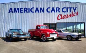 American Car City Classiques USA