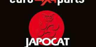 Euro4x4parts et Japocat s'associent pièces 4x4