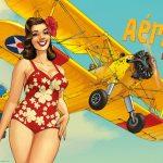 On connaît tous l'aérodrome de la Ferté Alais où se déroule chaque année un grand meeting aérien dans une ambiance conviviale