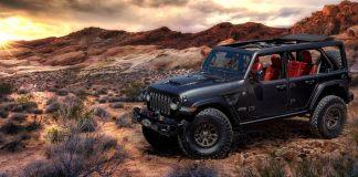 Jeep Une Wrangler Rubicon392 V8