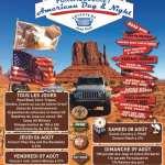 American Day & Night 2020 Meeting 100% US