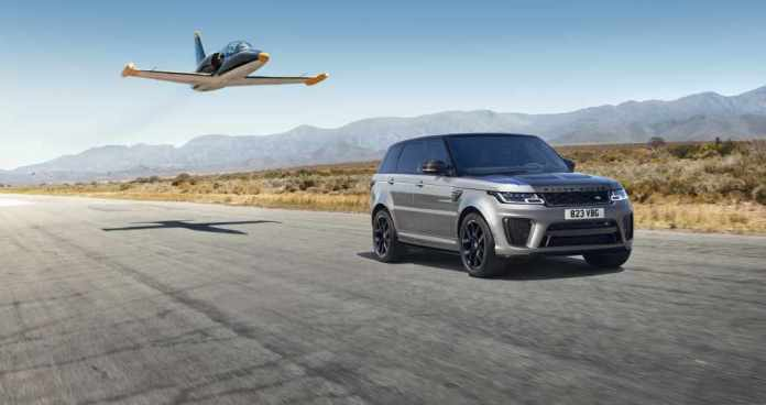 Range Rover 50e anniversaire MY 2021