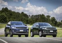 La Jeep Compass La gamme au complet Les nouvelles versions diesel sont là