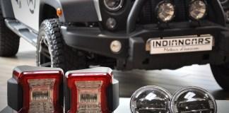 Indiancars PACK ÉCLAIRAGE JK TYPE JL