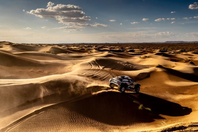 Le Rallye du Maroc, prévu début octobre, a dû être annulé à cause de la pandémie de coronavirus. Une épreuve aura lieu en Andalousie quasiment aux mêmes dates.