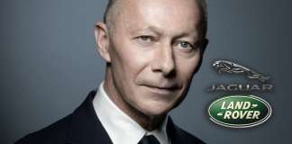 Thierry Bolloré patron de Jaguar Land Rover