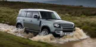 Land Rover Defender 110 P400e PHEV Le Defender hybride rechargeable