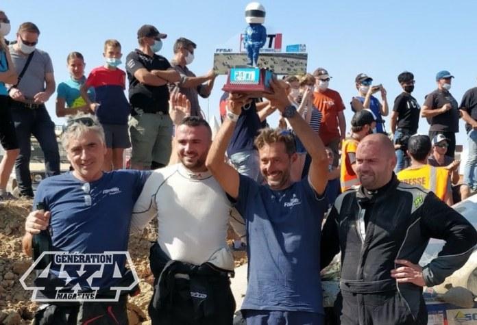 Victoire du buggy Fouquet aux 24h TT de France 2020
