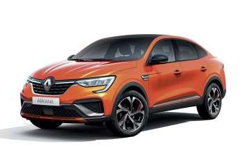 Renault Le nouveau SUV coupé Arkana