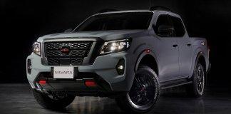 Nissan Navara 2021 Pro-4X