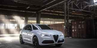 Alfa Romeo Le nouveau Stelvio Veloce Ti 2021