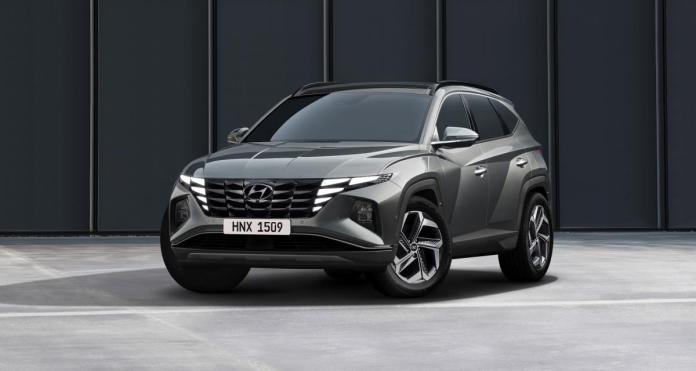 le Hyundai Tucson de 4e génération l'électrifié et plus de style.