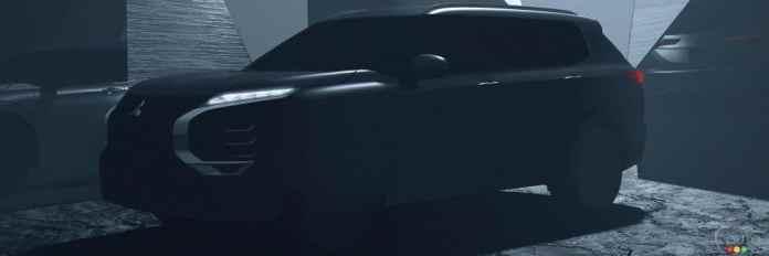 Mitsubishi l'Outlander en Europe ?