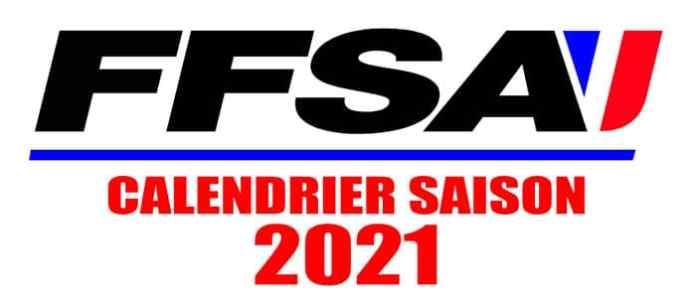 Championnat de France TT 2021  Les dates
