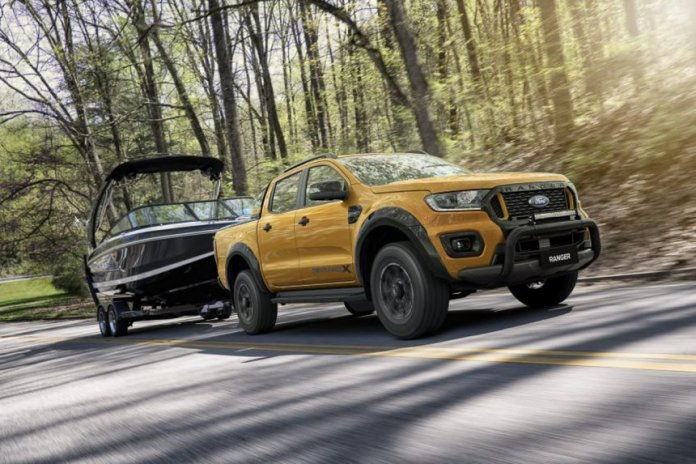 Ford Ranger Wildtrak X 2021 Le cousin du Raptor