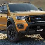 Ford Ranger Wildtrak X 2021 Le cousin du Raptor