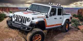 Jeep Wrangler et Gladiator sur mesure Préparation made in Toledo ?
