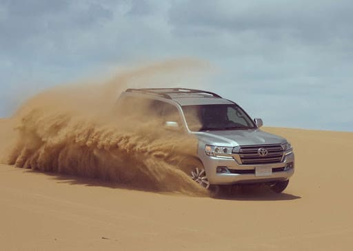 Toyota fin du Land Cruiser