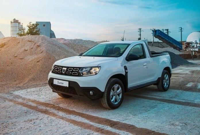 Dacia Un Pick Up Bigster ? L'idée du pick up est dans les cartons !