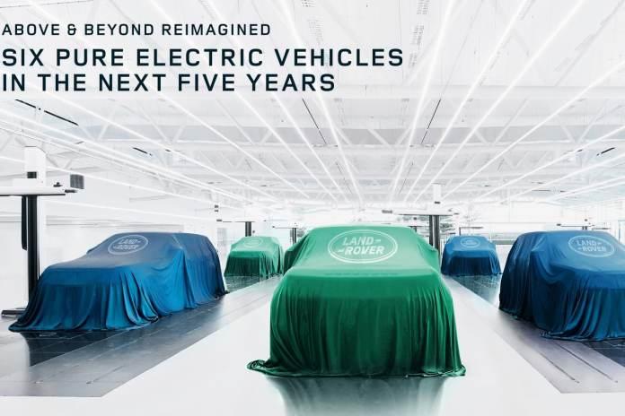 Jaguar Land Rover Luxe et électrique Thierry Bolloré fixe le cap de JLR