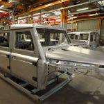 Ineos Grenadier Le 4x4 Grenadier d'Ineos en pré production