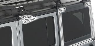 Euro4x4parts Des galeries pour 4x4 et SUV avec les Kits Backbone Rhino-Rack