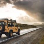 Land Rover Defender Works V8 Trophy En souvenir du Camel Trophy