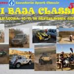 Baja classique en Espagne 6e Baja Classic Les Rallyes version