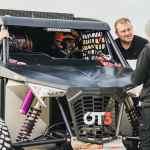 Rallye raid Guillaume de Mevius sur SSV Overdrive OT3 Coupe du Monde FIA des Rallyes Tout Terrain 2021