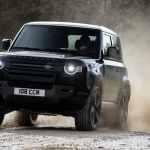 Nouveau Land Rover Defender V8 ! 525ch Supercharged