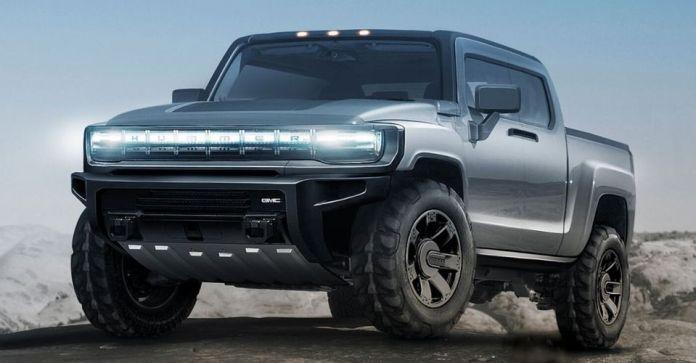Hummer – Le SUV électrique de GMC Bienvenue sur la planète