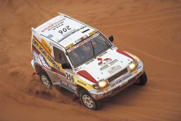 Mitsubishi revient en rallye-raid ! Ralliart renait