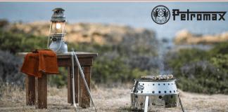 Equip'Raid Petromax pour les bivouacs Top chef en voyage
