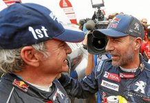 Dakar Audi Peterhansel Sainz