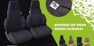 Masterforest housse de sièges Protégez votre Suzuki