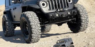 Jeep Haük Designs