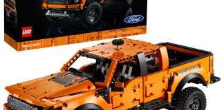 Lego Technic Ford F 150 Un Raptor dans votre salon !