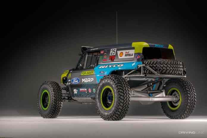 Ford Du Bronco pour l'Ultra4 « Fun Haver » sur le KOH !!!