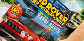 LRO en Français N°1 La référence des magazines Land Rover est en kiosque